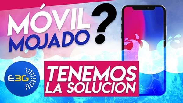 ¿Como reparar móvil mojado por agua? en 2019 Barcelona y Madrid